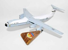 445th Airlift Wing C-141b Starlifter model