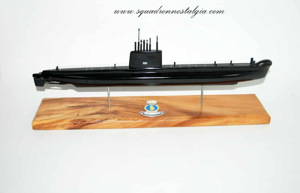 HMAS Orion S-61 Oberon Class Submarine Model