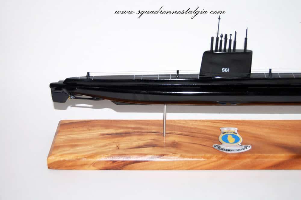 HMAS Orion S-61 Oberon Class Submarine Model