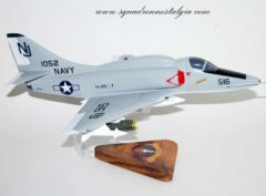 VA-125 Rough Riders A-4E Scale Model
