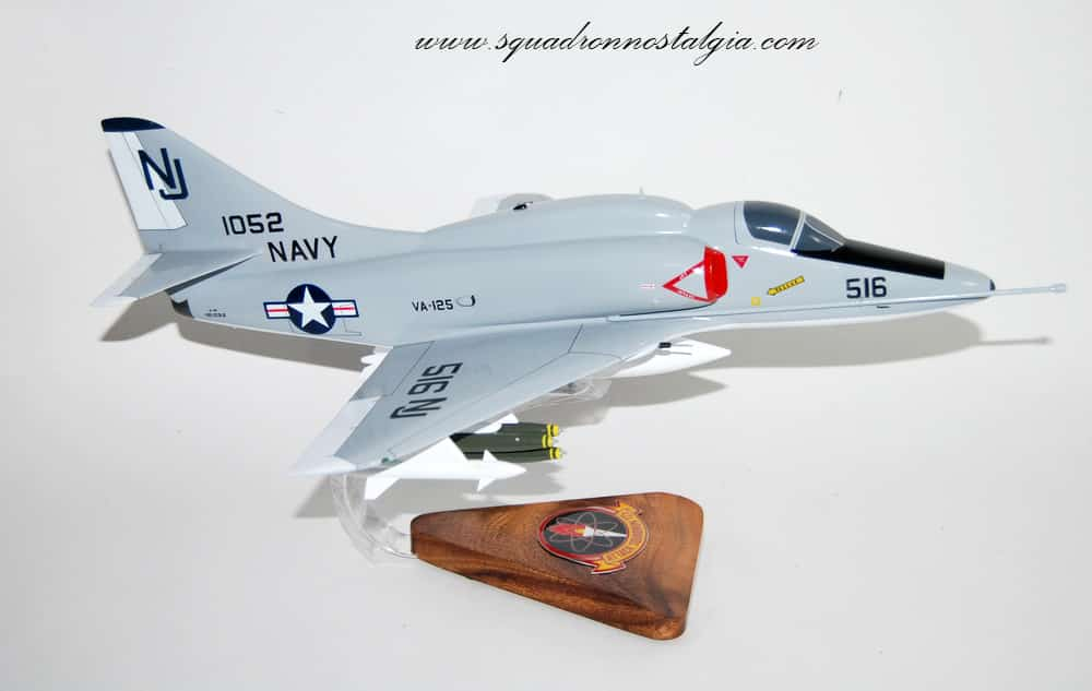 VA-125 Rough Raiders A-4E Model