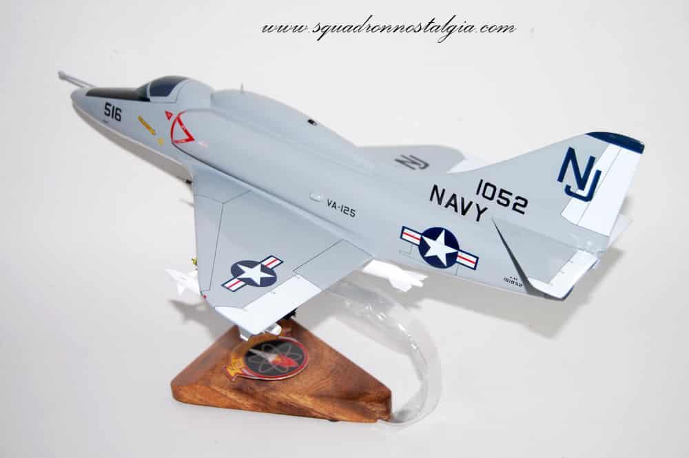 VA-125 Rough Raiders A-4E Scale Model