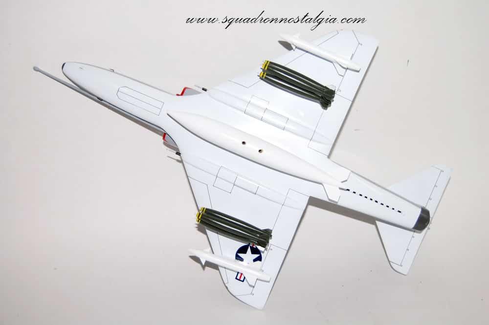 VA-125 Rough Riders A-4E Scale Model