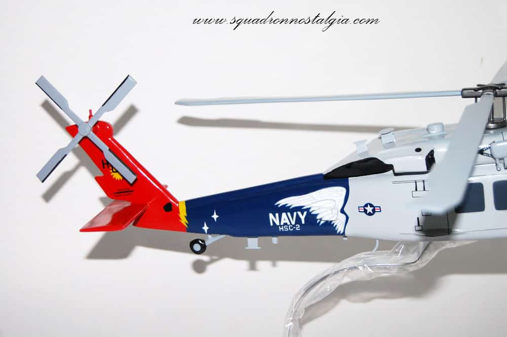HSC-2 Fleet Angels MH-60S (2009) Model