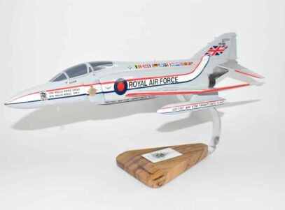 RAF Alcock and Brown F-4M Model