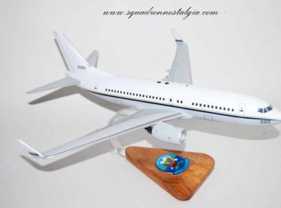 VR-61 Islanders C-40 Clipper Wooden Model