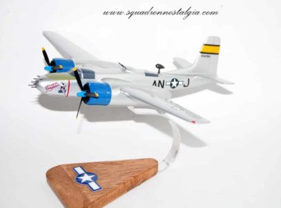Mission Completed A-26 Invader Model