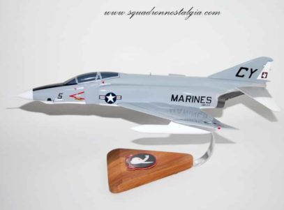 VMCJ-2 Playboys RF-4b Phantom Model