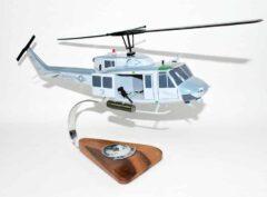 HMLA-269 Gunrunners UH-1N Grey Model