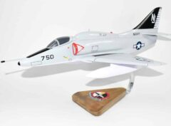 VA-127 Batmen A-4F Skyhawk Model