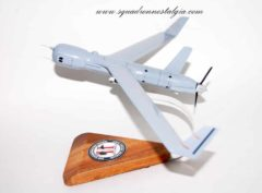 Scan Eagle Wooden Model