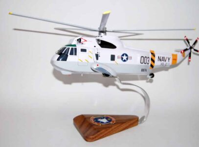 HC-2 Fleet Angels SH-3 Sea King (1974) Model