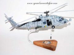 HSM-73 Battlecats MH-60R Tactical Model