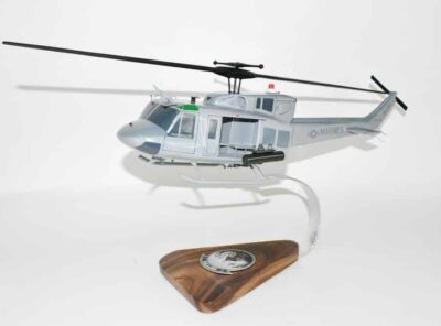 HMLA-269 Gunrunners UH-1N Grey Model