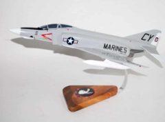 VMCJ-2 Playboys RF-4b Phantom Model