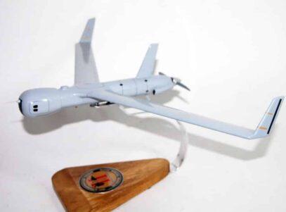 Scan Eagle Wooden Model