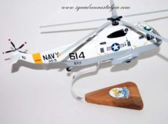 HS-9 Sea Griffins SH-3 Sea King (1987) Model
