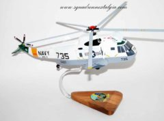 HS-11 Dragon Slayers SH-3 Sea King Model