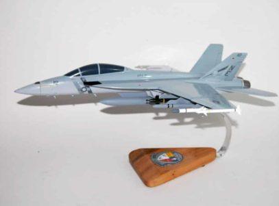 VFA-2 Bounty Hunters F/A-18F (112) Super Hornet Model