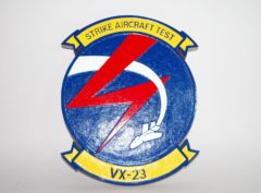 VX-23 Salty Dogs Plaque