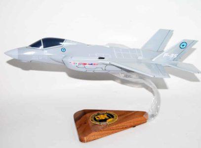 461st Flight Test Squadron F-35 Lightning II Model