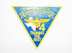 Training Wing Four (TAW-4) Plaque