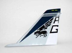 VF-143 Pukin Dogs F-14 Tomcat Tail