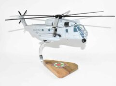 HMH-363 Red Lions CH-53D (YZ-34) Model