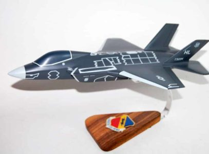 388th Fighter Wing F-35 Lightning II Model