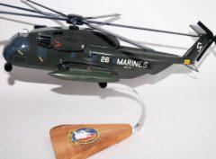 HMH-461 Iron Horses CH-53D (26) Model