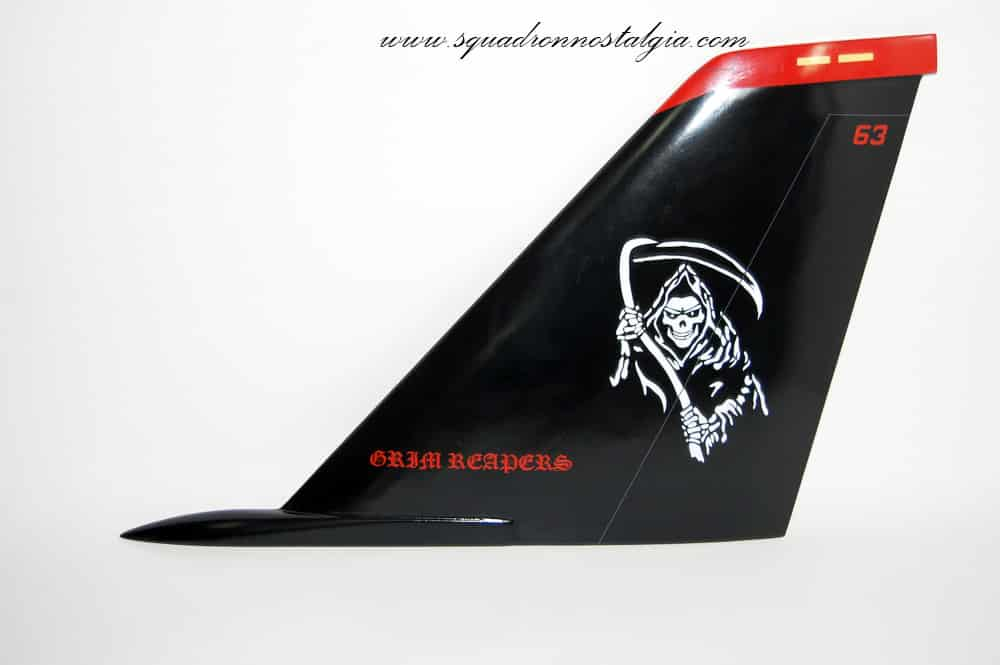 vf-101 grim reapers f-14 tomcat tail