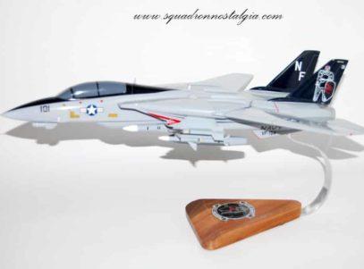 VF-154 Black Knights F-14a Tomcat Model