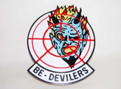 VF-74 Be-devilers (Blue) Plaque