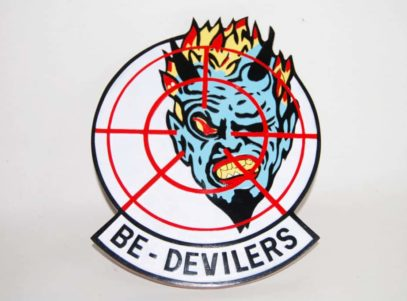 VF-74 Be-devilers (Blue) Plaque