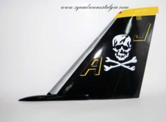 VF-84 Jolly Rogers F-14 Tomcat Tail