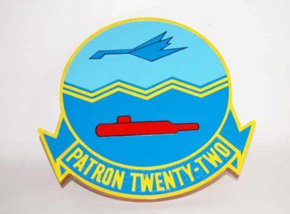 VP-22 (1943-94) Plaque
