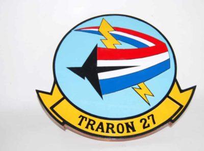 VT-27 Boomers Plaque