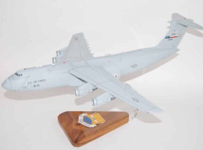 433rd Airlift Wing C-5 Model