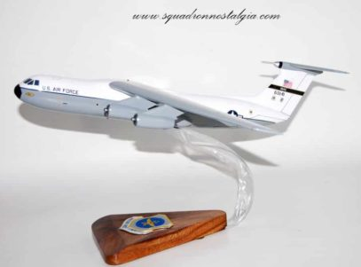 Military Airlift Command C-141a Starlifter Model
