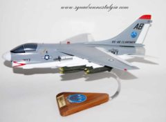 VA-46 Clansmen A-7e Corsair II (1978) Model