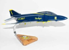 Blue Angels F-4 Phantom Model