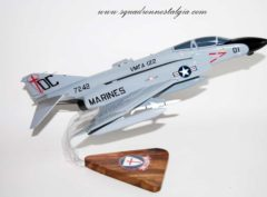VMFA-122 Crusaders F-4j Phantom Model