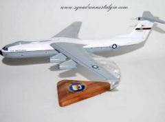 "6th Airlift Squadron ""Bully Beef Express"" C-141B Starlifter Model"