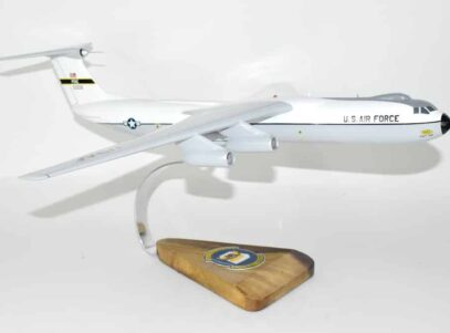 """6th Airlift Squadron """"Bully Beef Express"""" C-141B Starlifter Model"""