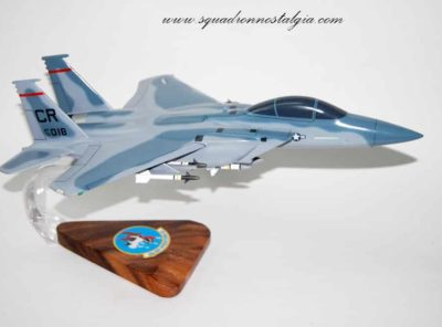 32nd Air Operations Squadron F-15 Model