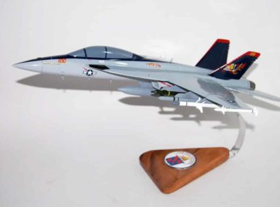 VFA-11 Red Rippers F/A-18F Super Hornet Model