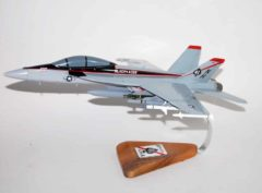 VFA-41 Black Aces F/A-18F Super Hornet Model