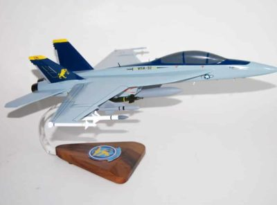 VFA-32 Fighting Swordsmen F/A-18F Super Hornet Model