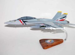 VFA-2 Bounty Hunters F/A-18F Super Hornet Model