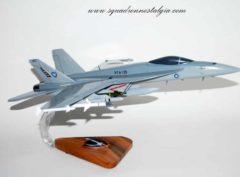 VFA-136 Knighthawks F/A-18E Super Hornet